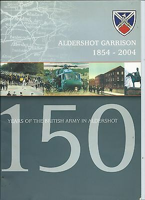 """Hampshire, Military, """"150 Years Of The British Army In Aldershot"""", 1854-2004"""