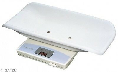 NEW TANITA  1584 White Digital Baby Scale from JAPAN