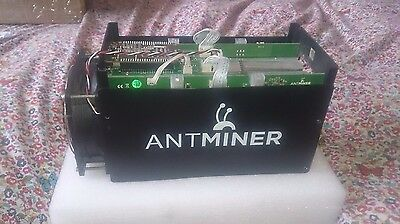 Antminer S5 Bitcoin Miner 1155GH/s - Used