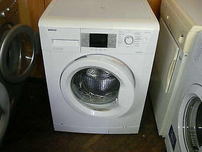 Beko White 7kg Washing Machine - Model WMB71642W