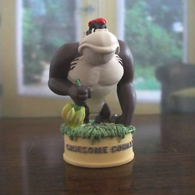 Gruesome Gorilla Figure Thimble - Lenox Looney Tunes Collection - Retired - New