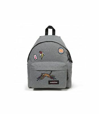 Sac à Dos Eastpak Padded Pak'r® Grey Patched