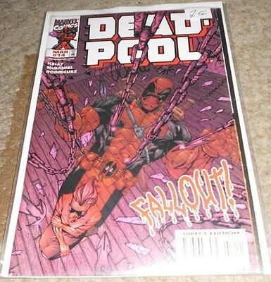 Deadpool (1997 1st Series) #14...Published Mar 1998 by Marvel.