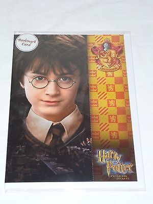 GEMMA Harry Potter Chamber Of Secrets Limited Edition Birthday Card NEW s02