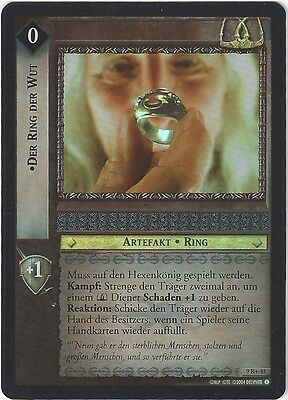 CCG 83 Lord of the Rings//Hobbit Reflection Holo 9R+17 Messer der Galadrim