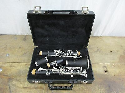 LJ HUTCHEN  CLARINET With Hard Case