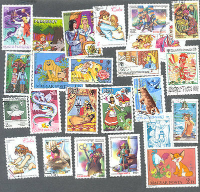 Fairy Tales collection 50 all different