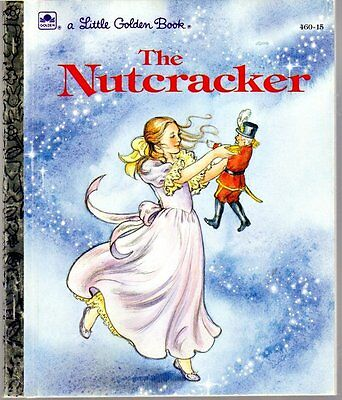 Children's Little Golden Book THE NUTCRACKER 1st Edition