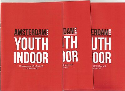 AMSTERDAM TOERNOOI 2017 incl WEST HAM UTD and others