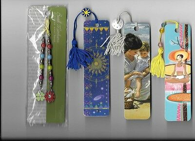 Sun worshiper beaded bookmark lot (4) Inspirational spiritual new free shipping