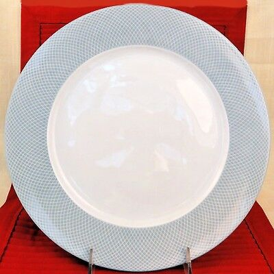 "GREY DAWN PLAIN Block BREAD & BUTTER Plate 6.5"" diameter NEW NEVER USED Portugal"