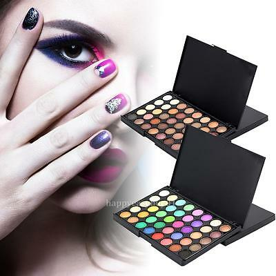 40 Colours Eyeshadow Eye Shadow Palette Professional Makeup Kit Set Make Up