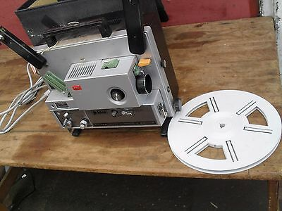 elmo sound projector ST-1200HD   M- 2-TRACK VINTAGE PROJECTOR