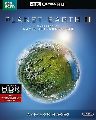 Planet Earth II (2)(4K Ultra HD)(UHD)