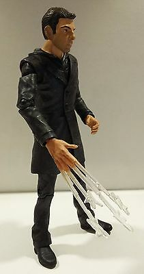 """Heroes, Sylar 7"""" action figure - Zachary Quinto (2007)"""