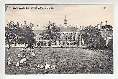 Middlesex: Commercial Travellers' School, Pinner - Girls - PC PU 190? (976)