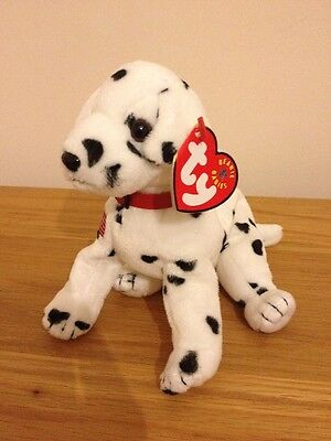 TY Beanie Baby Rescue 2001 Beanie Babies Fantastic Condition.
