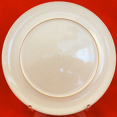 """SIGNATURE Denby BREAD & BUTTER PLATE 7.25"""" tall NEW NEVER USED Made in England"""