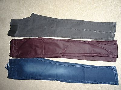 Ladies bundle of leggings / jeans  by NEXT, size 10