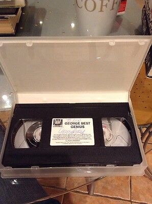 George Best Signed Video