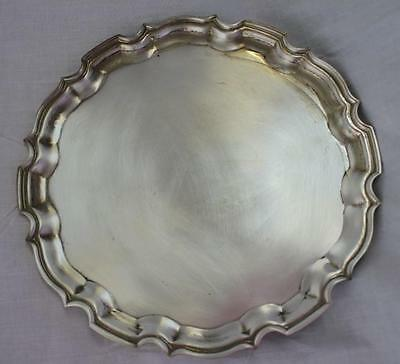 """Tiffany & Co Makers 24068, Sterling Silver .925 Tray, 359.1 DWT, 10 1/4"""""""