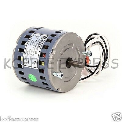 Pump Motor, Replaces Crathco 1068 - 032 Juice spray machine motor
