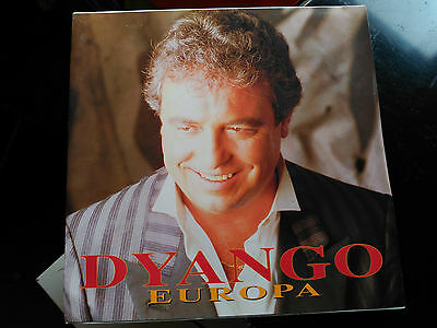 Single Promo Dyango - Europa - Emi Spain 1991 Vg+