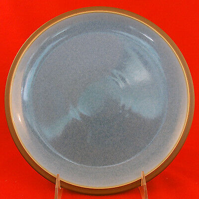 "JUICE - BERRY BLUE Denby SALAD PLATE 9"" diameter NEW NEVER USED England"