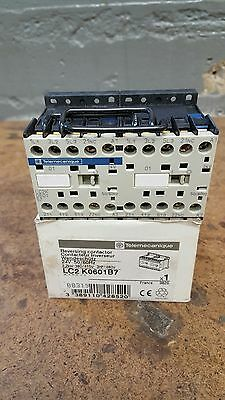 New in original packaging Telemecanique contactor part # LC2K0601B7