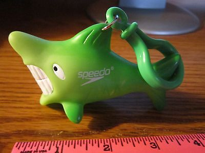 Speedo Shark Collectible Water Squirter with plastic clip