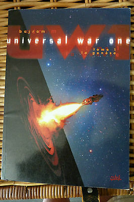 BD : UNIVERSAL WAR ONE , tome 1
