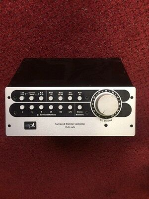 SPL SMC Stereo And 5.1 Volume Control, Source And Speaker Management Model 2489
