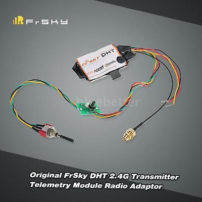 FrSky DHT 2.4G Radio Adapter Telemetry Module for PPM Transmitter RC 2017 W7A8