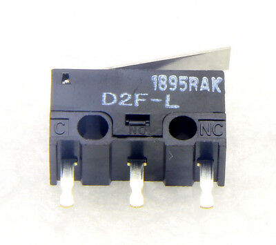 Omron D2F-L Micro Switch Microswitch Basic Switch New