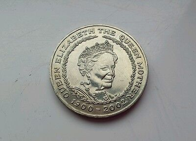 Queen Mother Commemorative £5 Coin *Rare*