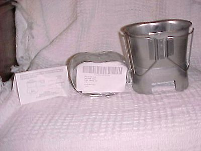 Stove for Canteen Cup with Trioxane Fuel