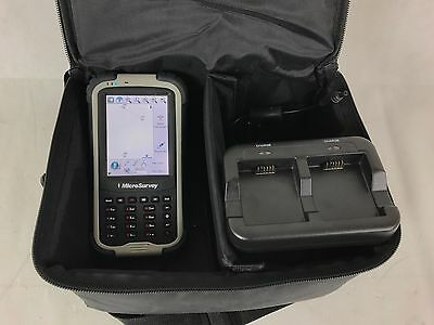 Microsurvey DC5 GSM Data Collector with Field Genius Software v7