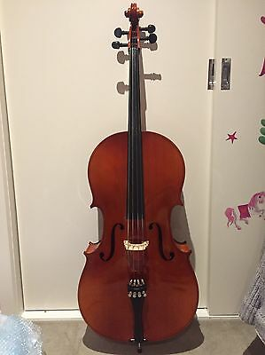 Cello full size 4/4 Made In East Germany