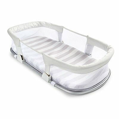SwaddleMe Mattress PadSheet Travel Bed Polyester Sleep Protect Baby Newborn Safe
