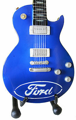 FORD Miniature Guitar with stand