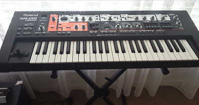 Roland SH-201 Synthesizer Electric Piano