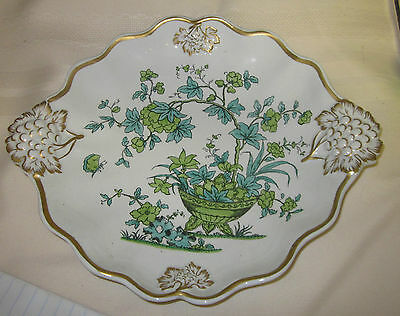 Mottahedeh Design Hand Painted Vintage Italian Candy Dish !!!   Stunning!!!