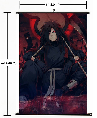 Japan Anime Naruto home decor Wall Scroll Poster 1689