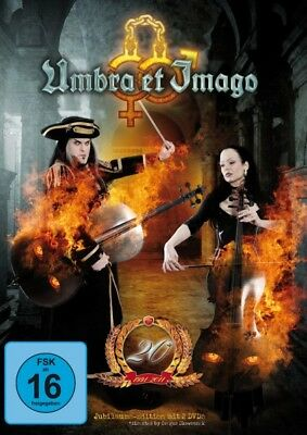 20 [US-Version, Regio 1] - Umbra Et Imago DVD (2) NEU