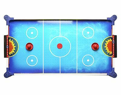 Click and Play 32 Inch Kids 2-in-1 Air Hockey Table -From the Argos Shop on ebay
