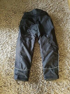 Motorcycle Pants with Armour - Heavy Duty