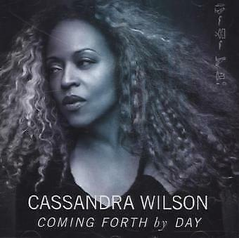 Cassandra Wilson - Coming Forth by Day CD Col NEU