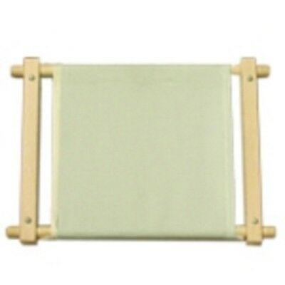 """9"""" x 9"""" Hand Rotating Tapestry Frame from SIESTA"""