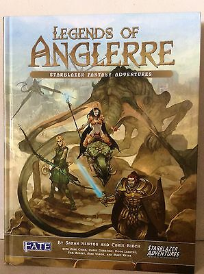 Legends Of Anglerre - Star blazer Adventures - Role Playing 2008 RPG
