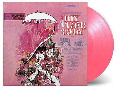 Ost/ Various-My Fair Lady =Expanded= (Limited Pink V-Vinyl Maxi (2) At The  Neu